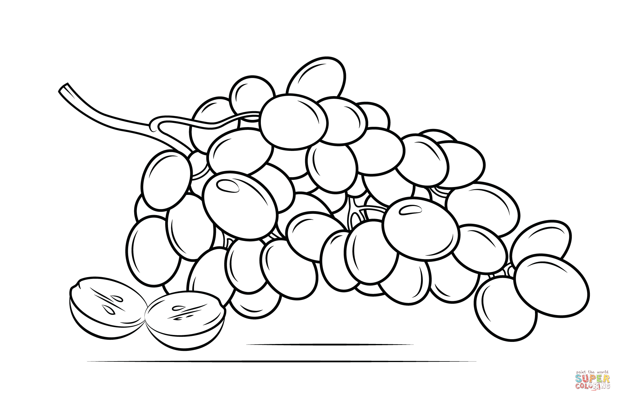 Free G S Coloring Page Download Free Clip Art Free