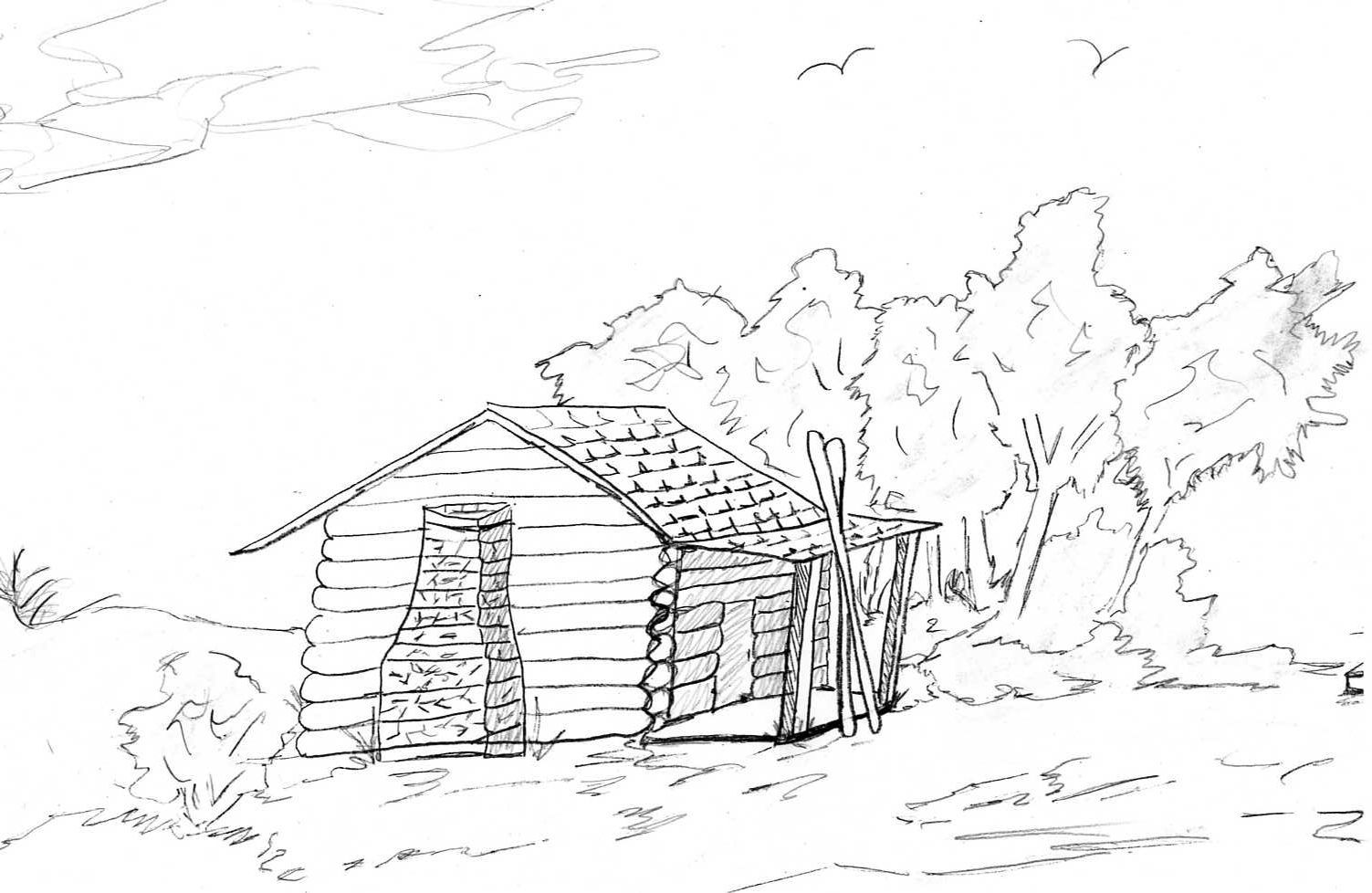 Free Pioneer Coloring Page, Download Free Clip Art, Free