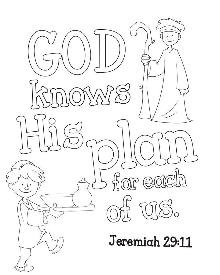 Free Prophet Jeremiah Coloring Pages, Download Free Clip