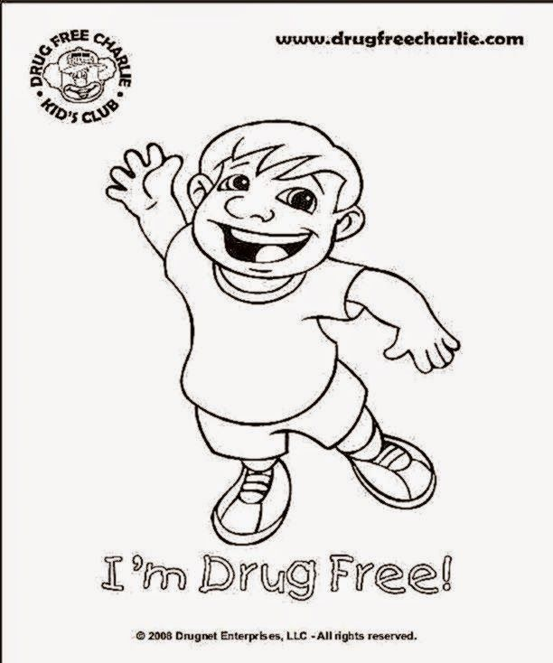 Free Free Red Ribbon Week Coloring Pages, Download Free