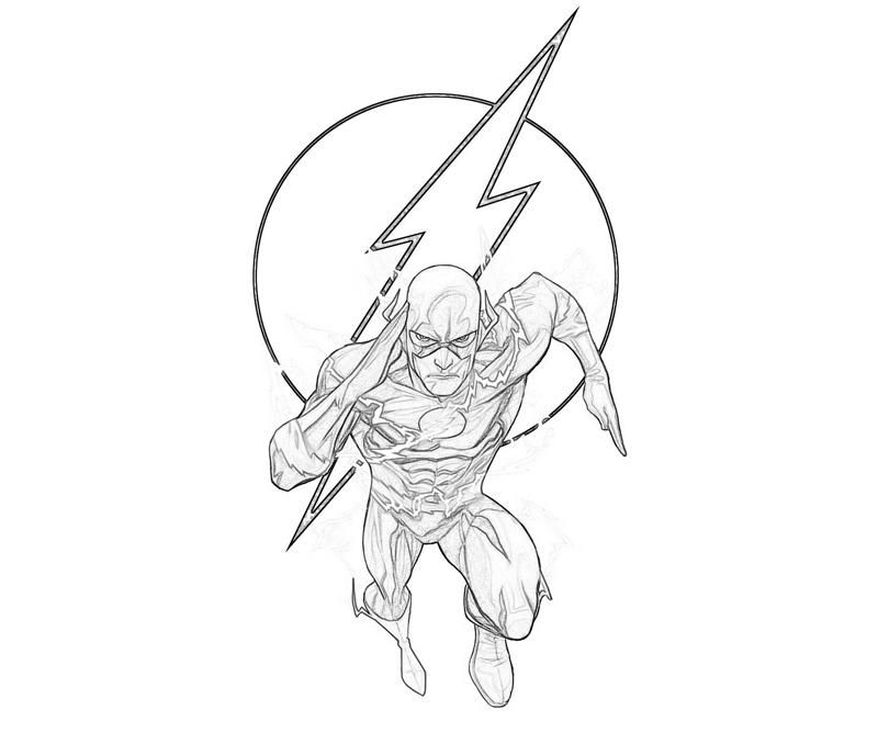 Free The Flash Coloring Pages Download Free Clip Art Free Clip Art On Clipart Library