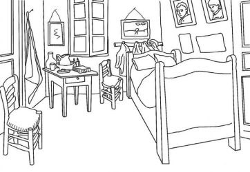 Free Girls Bedroom Coloring Page Download Free Clip Art Free Clip Art on Clipart Library
