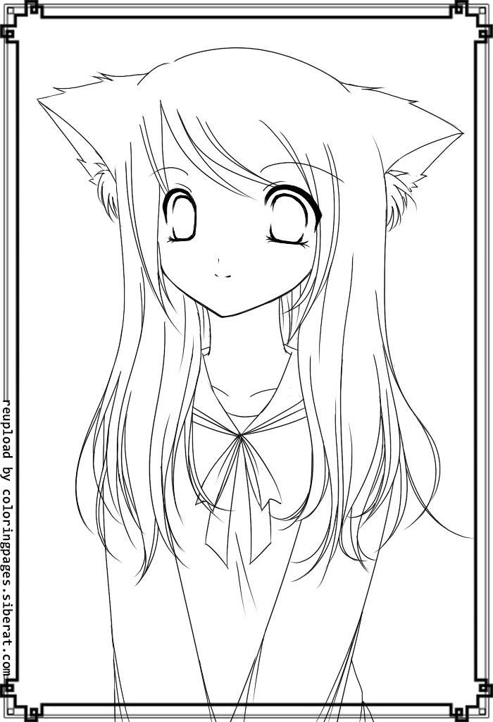 Aphmau Coloring Pages : aphmau, coloring, pages, Aphmau, Anime, Coloring, Pages, Library