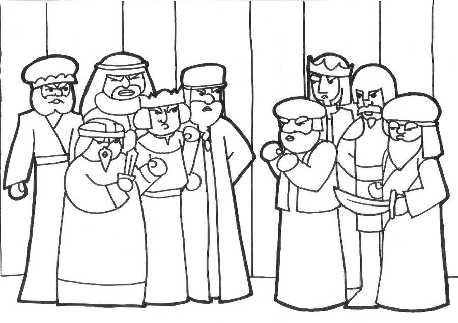 Free Sunday School Coloring Pages Forgiveness, Download