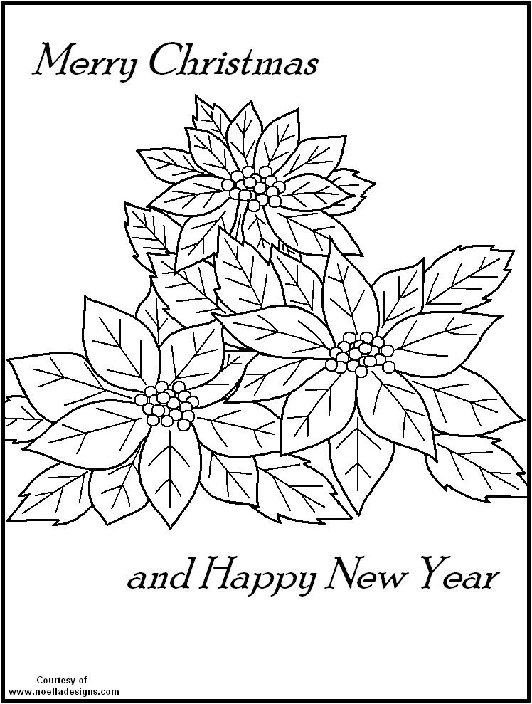 Free Christmas Poinsettia Pictures, Download Free Clip Art