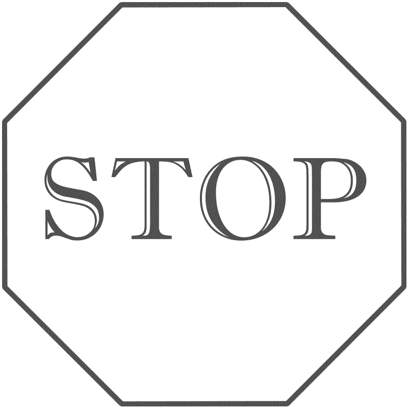 Free Stop Sign Template Printable, Download Free Clip Art