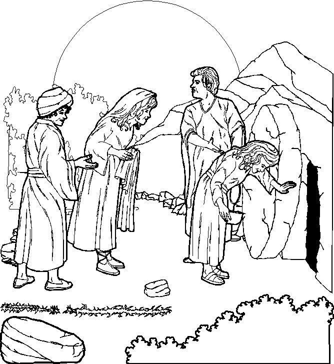 Free Free Religious Easter Coloring Pages Download Free Clip Art Free Clip Art On Clipart Library