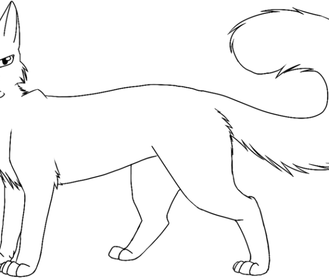 Free Warrior Cat Coloring Pages Download Free Clip Art Free Clip