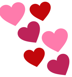 hearts heart clip art heart image 3 [ 1200 x 1200 Pixel ]