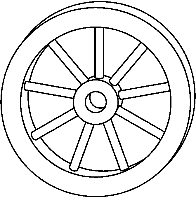 Free Wheel Cliparts, Download Free Clip Art, Free Clip Art