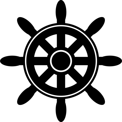 small resolution of boat wheel clipart