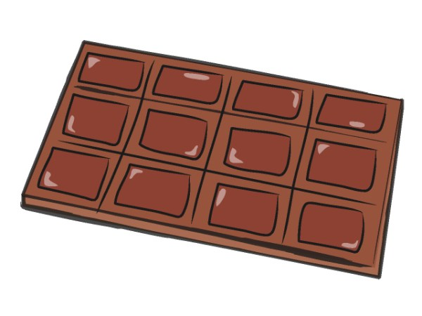 free chocolate cliparts