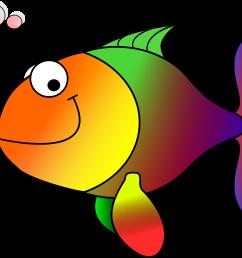 fish clip art free clipart image [ 1969 x 1475 Pixel ]