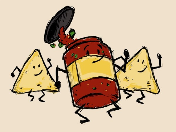 free salsa cliparts