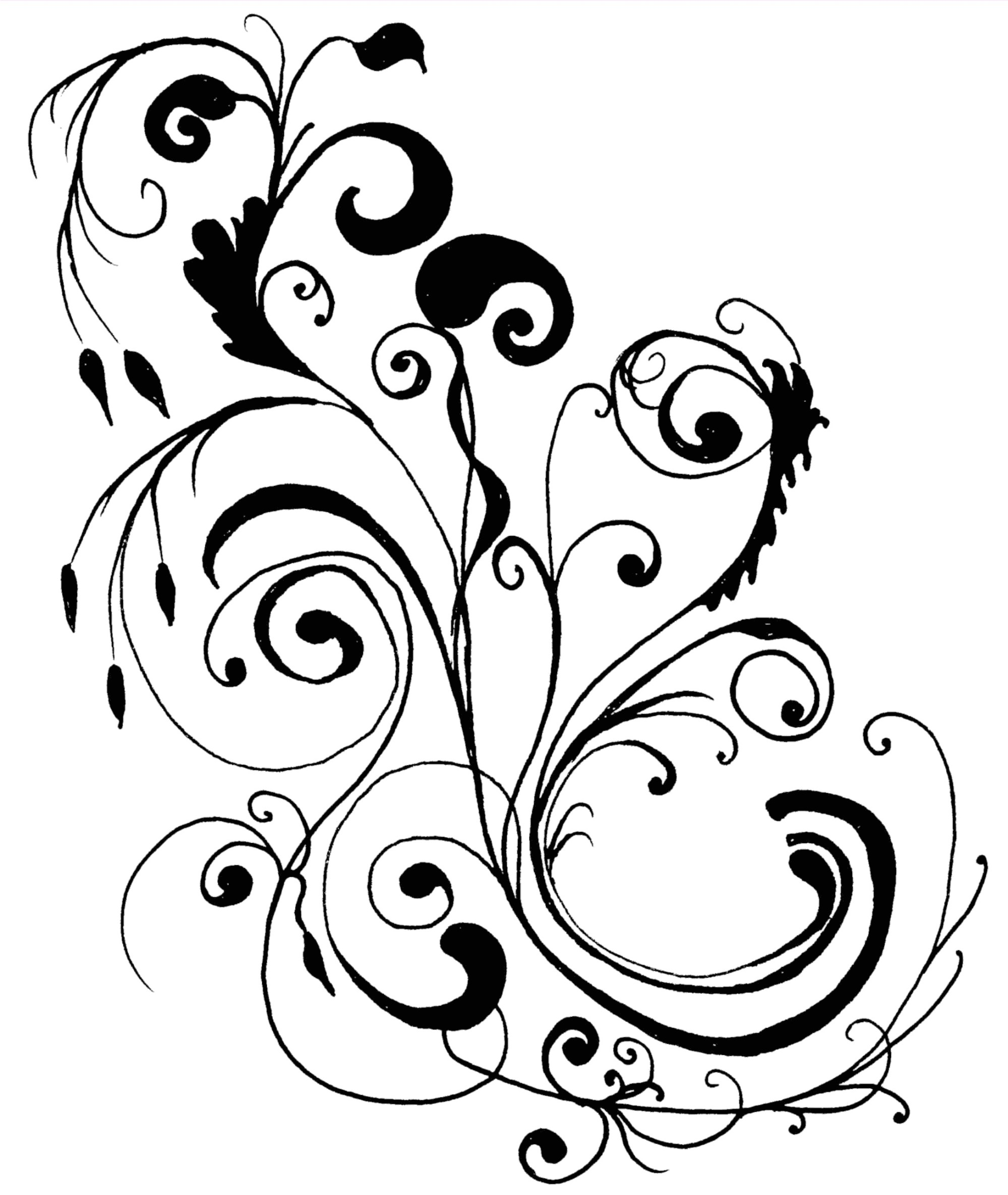 hight resolution of clip art line design clipart