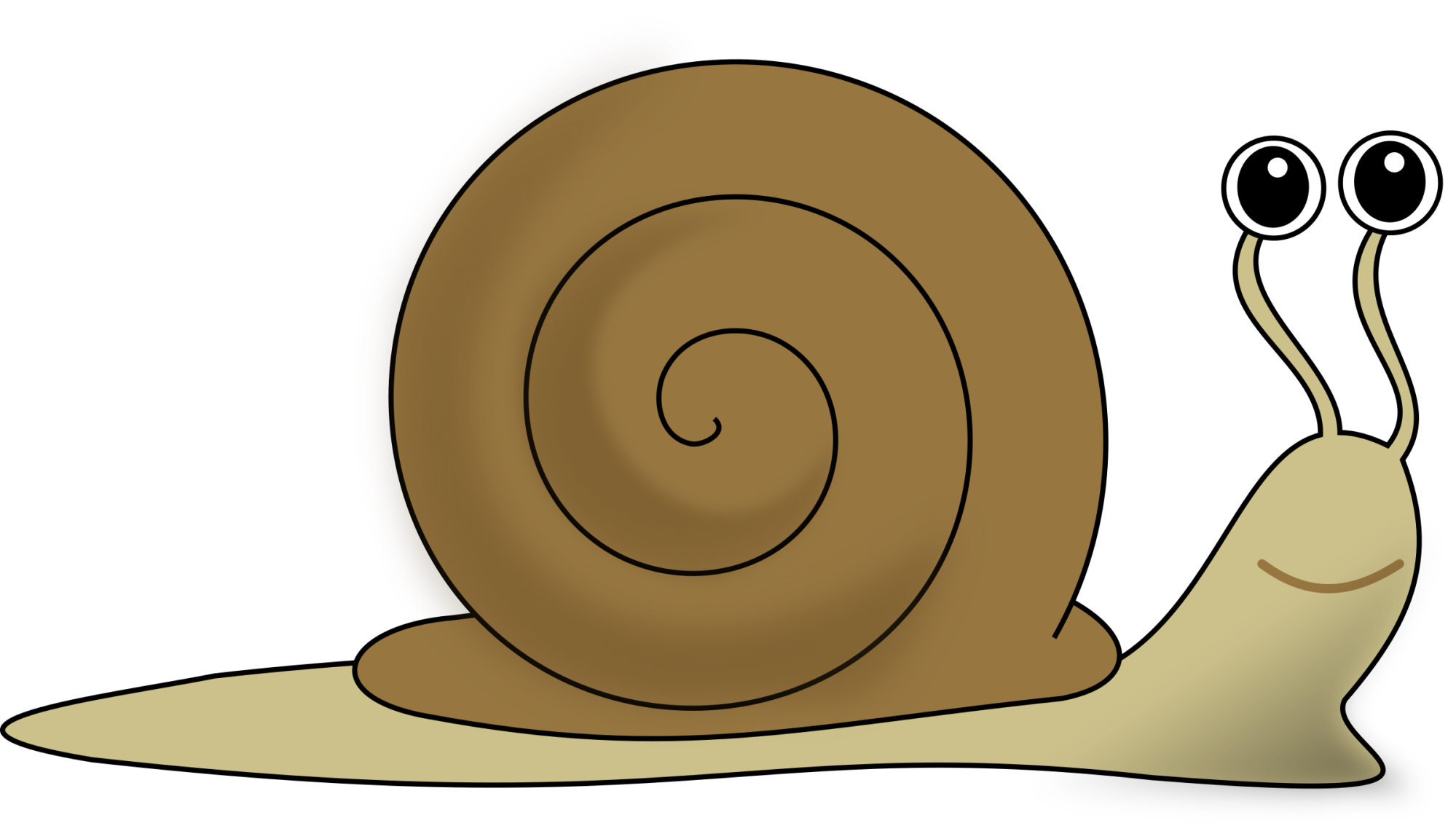hight resolution of free snail cliparts 2 image