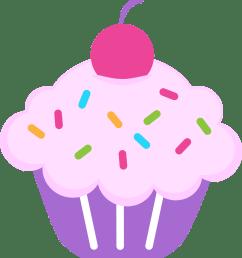 cupcake clipart [ 1359 x 1495 Pixel ]