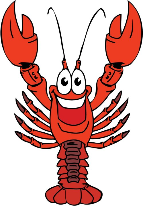 small resolution of crawfish clip art free