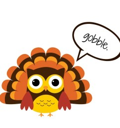 happy thanksgiving free clip art [ 945 x 945 Pixel ]
