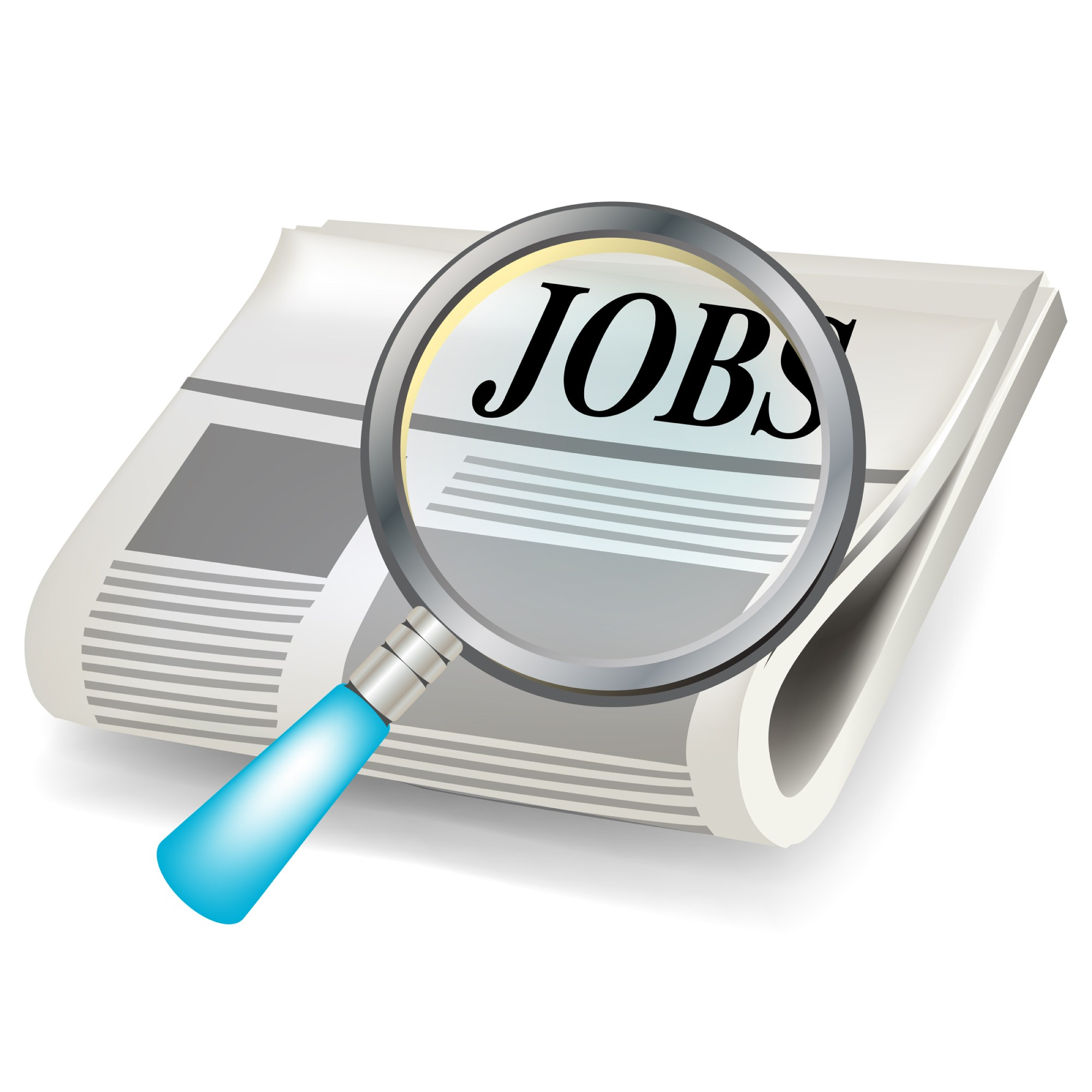 hight resolution of job posting clipart