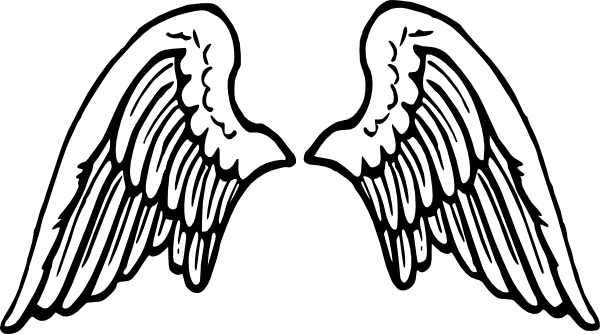 free wings cliparts download