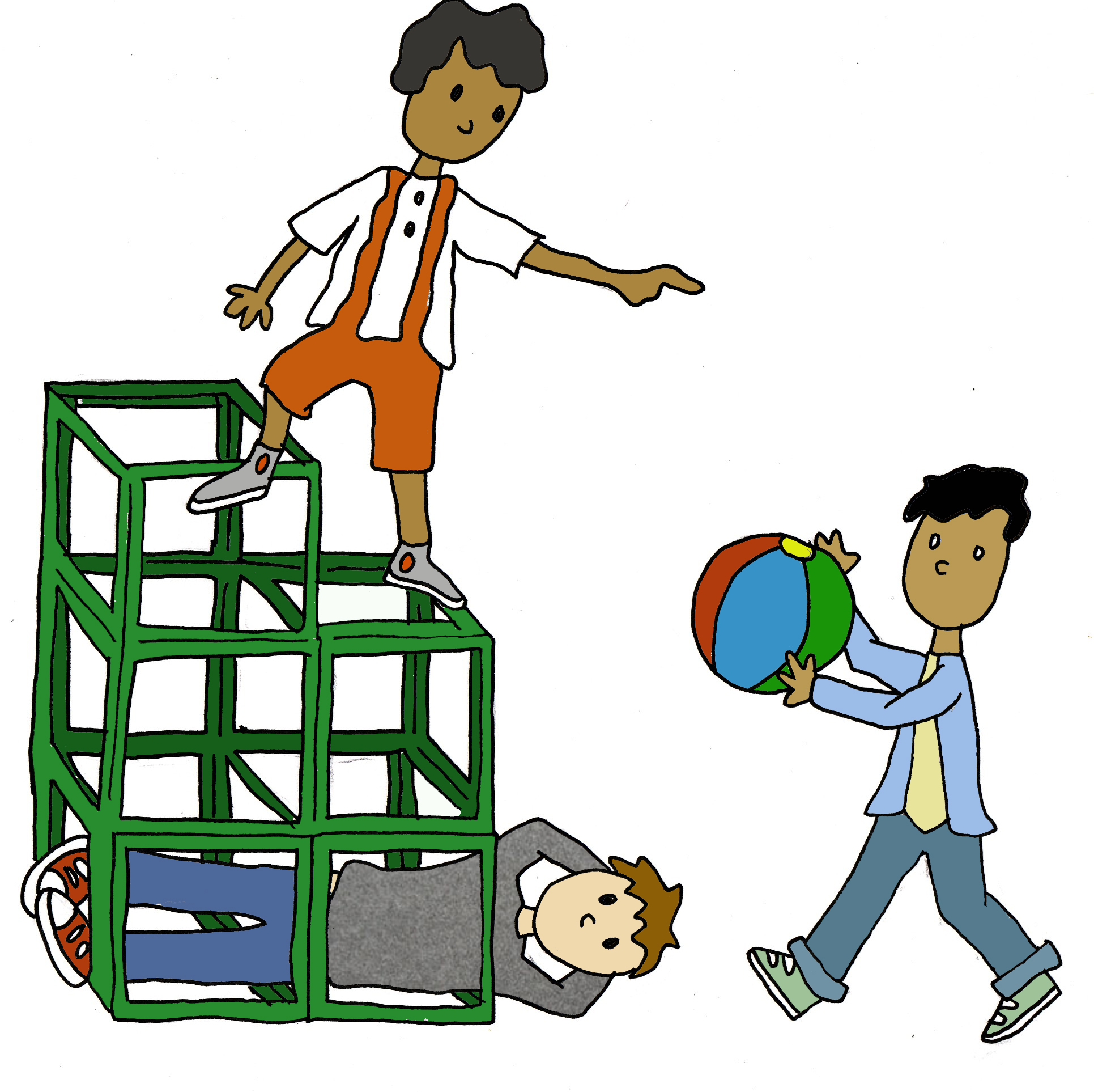 hight resolution of jungle gym clipart picture clipart