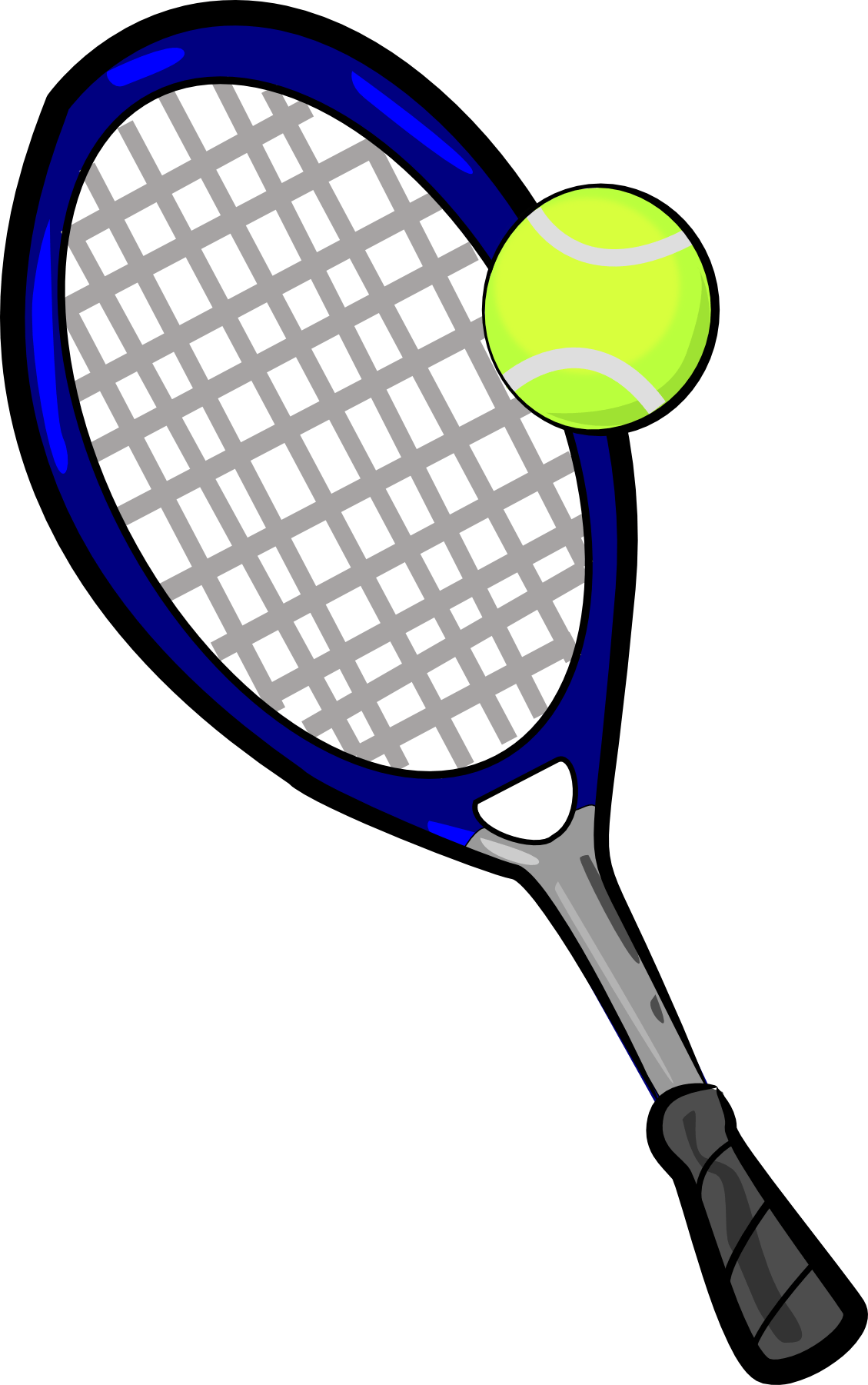 hight resolution of tennis clipart free clipart image