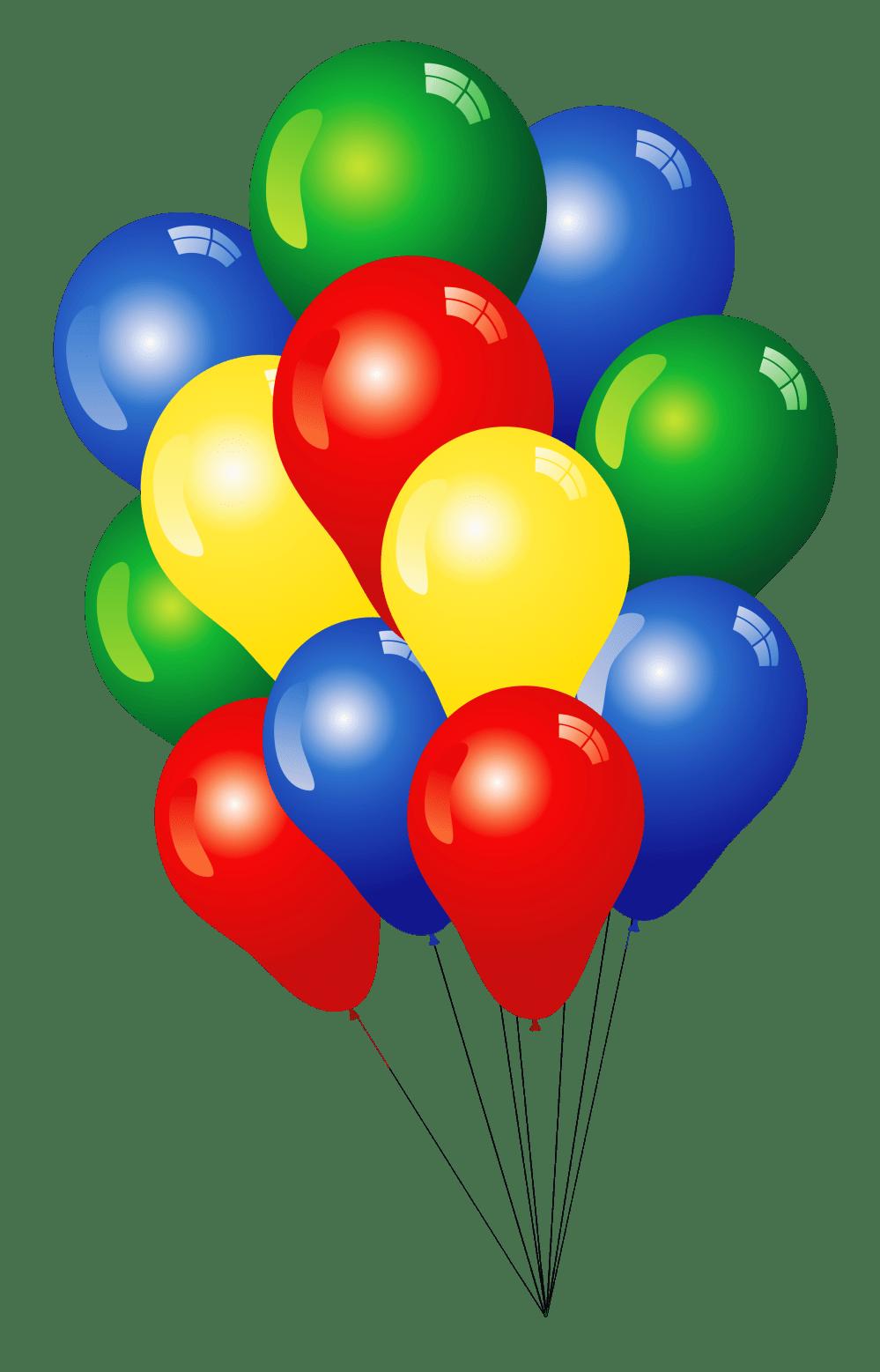 medium resolution of free clip art balloons