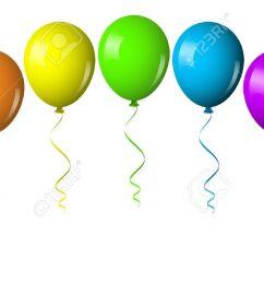clip art balloons clipart image [ 1300 x 700 Pixel ]