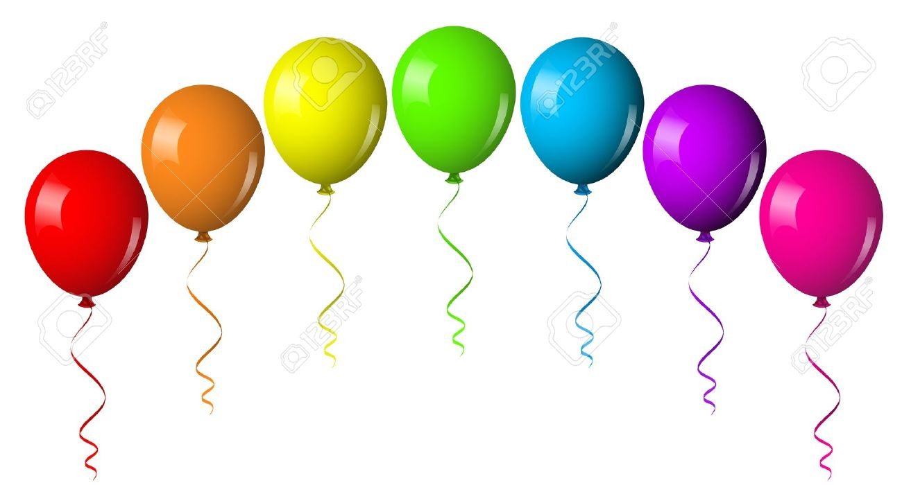 hight resolution of clip art balloons clipart image
