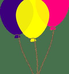 free to use public domain balloon clip art [ 864 x 1280 Pixel ]