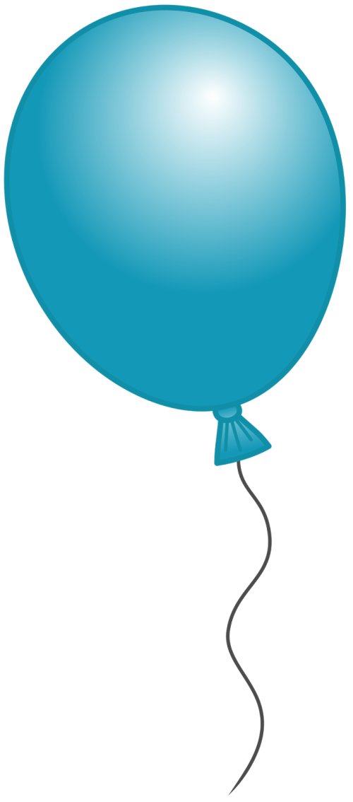 small resolution of balloon clipart free graphics of colorful party balloons image