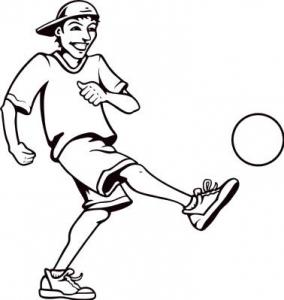 Free Kick Cliparts, Download Free Clip Art, Free Clip Art