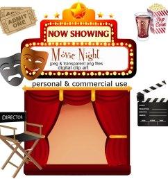 movie clip art clipart free clipart microsoft clipart microsoft [ 1000 x 1000 Pixel ]