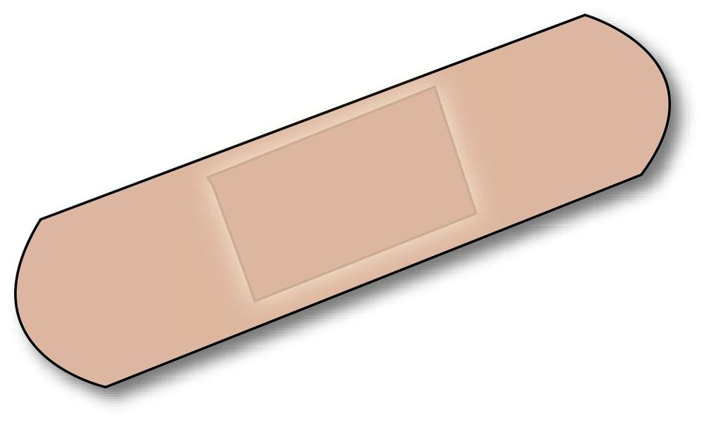 medium resolution of band aid clip art free