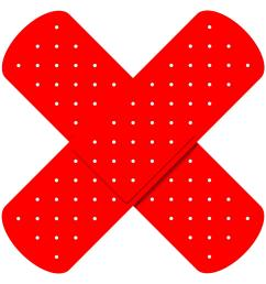bandaid clipart [ 1924 x 1924 Pixel ]