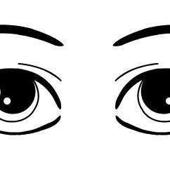 eye pretty designs clipart [ 2000 x 1155 Pixel ]