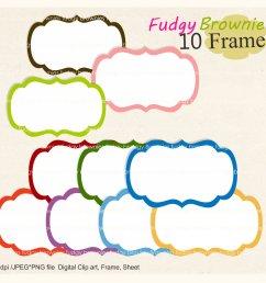 free clip art frames [ 1500 x 1323 Pixel ]