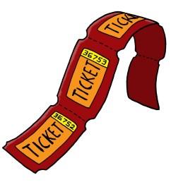 50 50 raffle ticket clip art [ 1200 x 1200 Pixel ]
