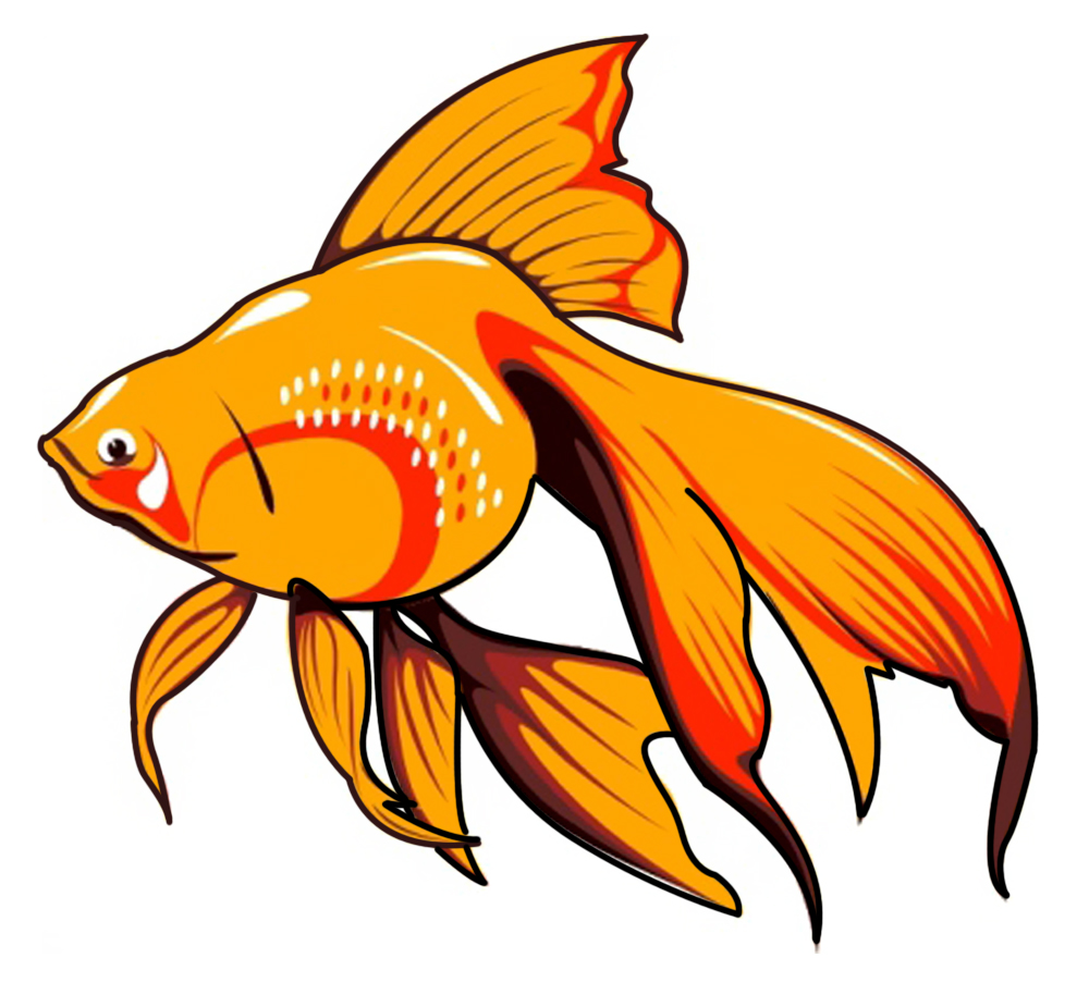 hight resolution of cartoon fish clip art free vector for free download about 2