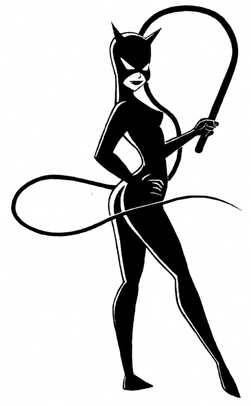 Catwoman Clipart : catwoman, clipart, Catwoman, Clipart, Library