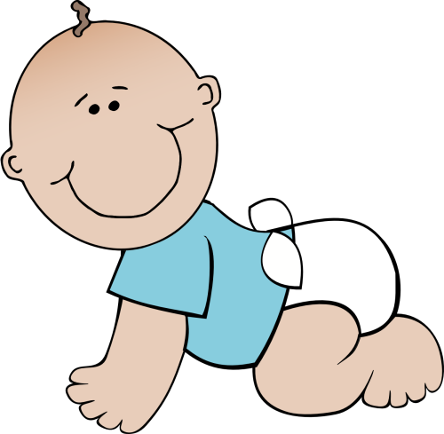 small resolution of baby boy clip art clip art baby clipart clip image 2 3