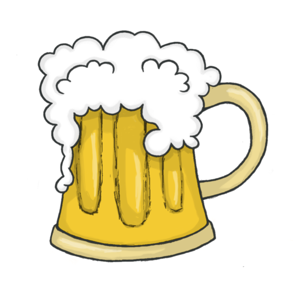 free beer cliparts
