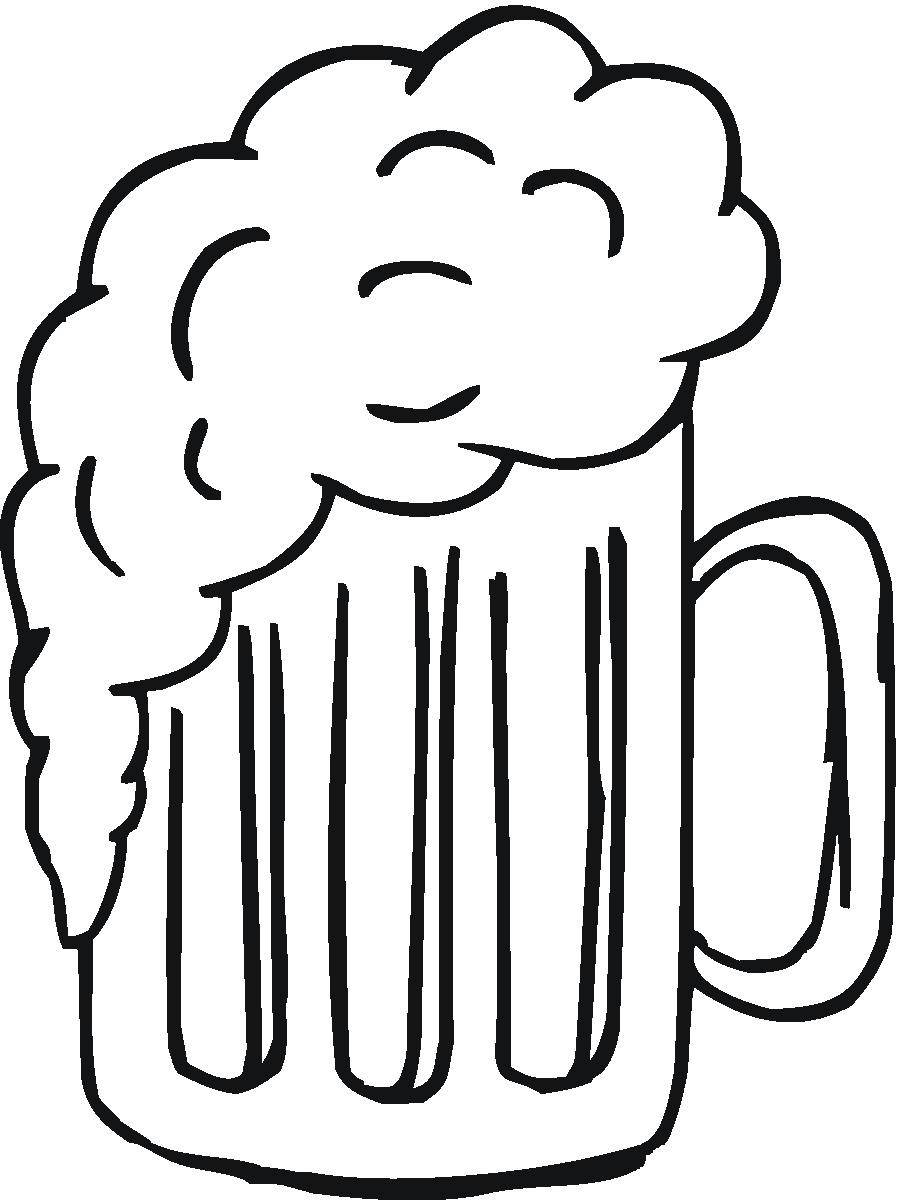 hight resolution of beer clipart free clipart image