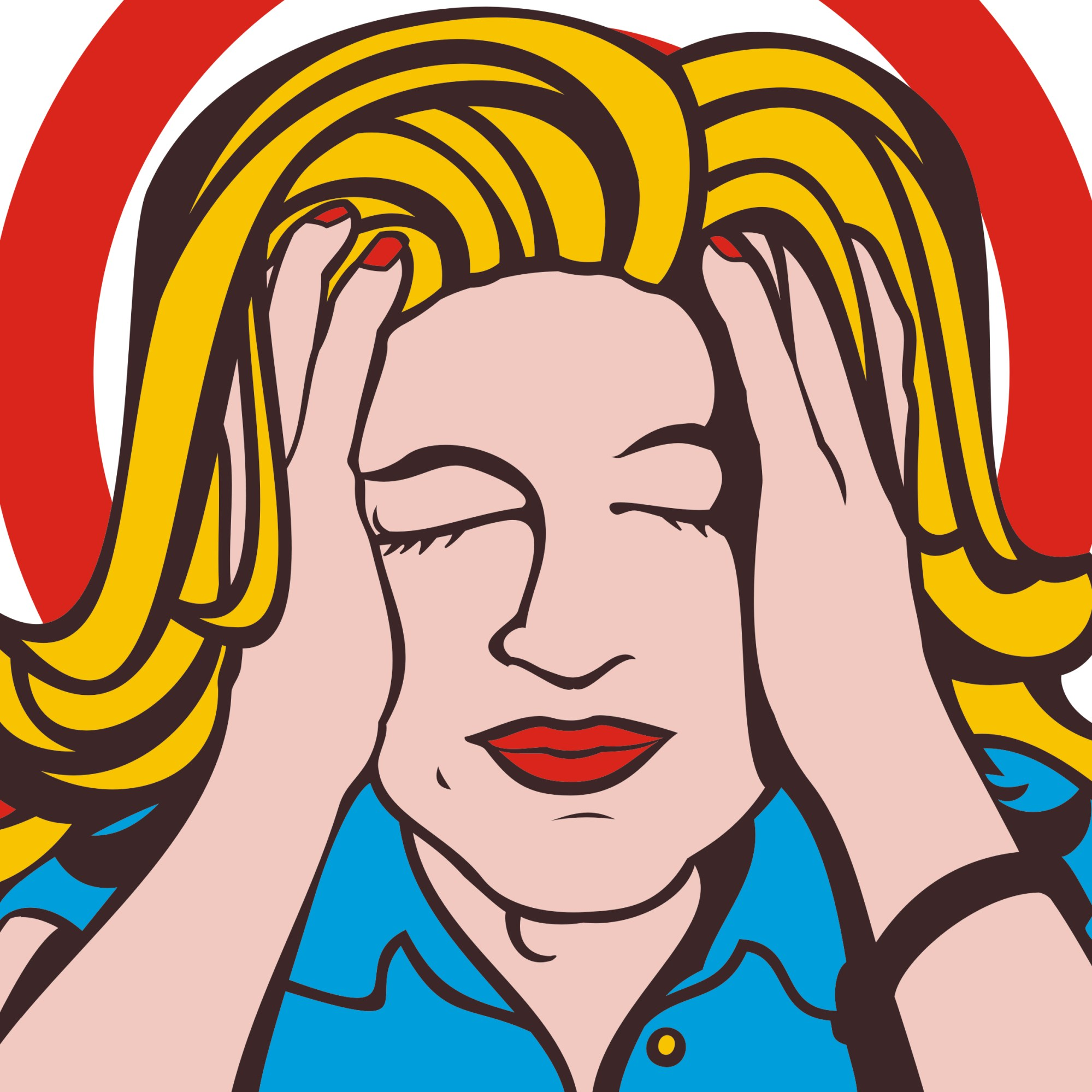 hight resolution of pictures of stressed out women