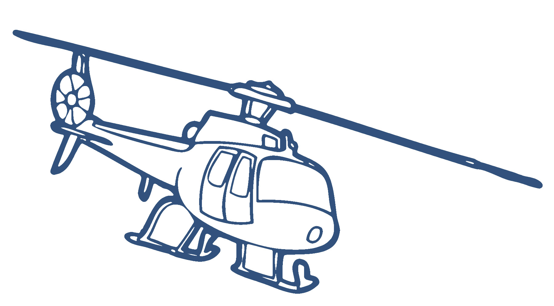 hight resolution of clip art helicopter