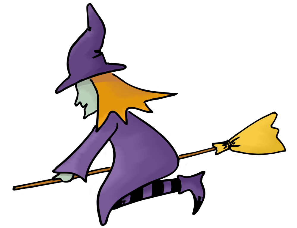 medium resolution of free witch clipart