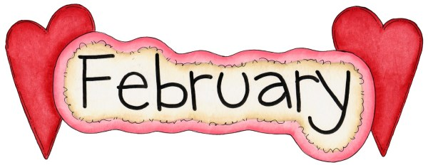 free february cliparts