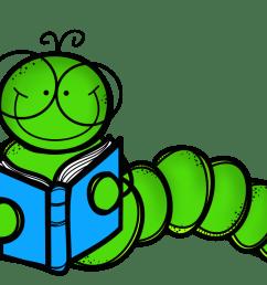 bookworm clipart [ 1063 x 811 Pixel ]