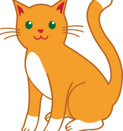 kitten free cat clipart pictures graphics illustrations [ 880 x 1024 Pixel ]